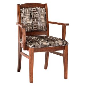 3126 rh bayfield armchair dining room chairs rh yoder