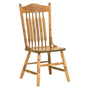 3126 rh bentpaddlepost sidechair dining room chairs rh yoder