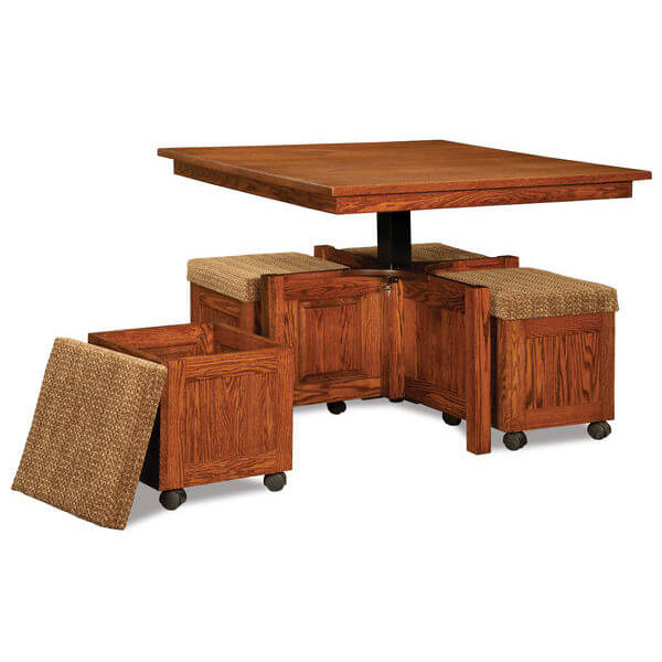 5pc.-Square-Table-Bench-Set-AJW55Q-Open-A_J-Woodworking