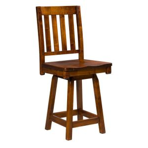 Alberta Swivel Bar Stool Artisan Chairs
