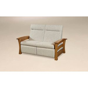 Barrington Loveseat Recliner AJs Furniture