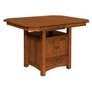 Basset Cabinet Table West Point