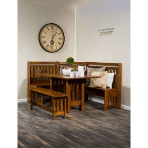 Bay Hill Nook Set AJW3000 AJ Woodworking