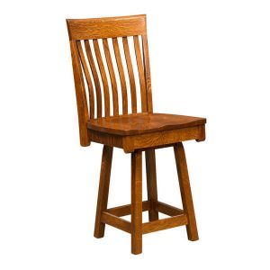 Baytown Swivel Bar Stool Artisan Chairs