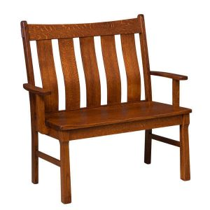 Beaumont Bench 36 in Artisan Chairs