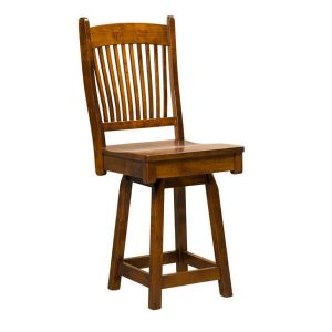 Benton Swivel Bar Stool Artisan Chairs