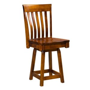 Berkley Swivel Bar Stool Artisan Chairs