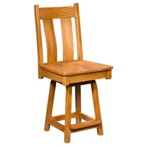 Bostonian Bar Stool wOpt Foot Rest Artisan Chairs