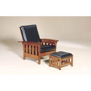 BowArmSlatMorrisCh.FS .A AJs Furniture