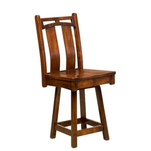 Bridgeport Swivel Bar Stool Artisan Chairs