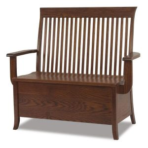 Carlisle Bench AJW6638 12 A J Woodworking