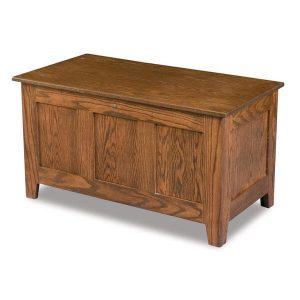 Classic Mission Cedar Chest AJW71038 A J Woodworking