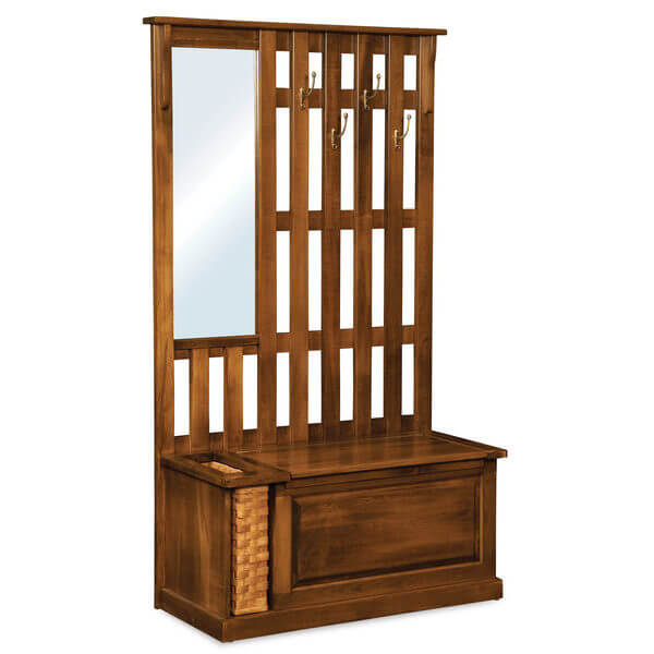 Country-Hall-Seat-AJW207-A_J-Woodworking