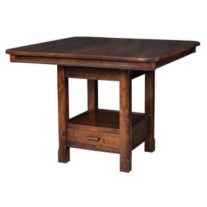Country Heirloom Pub Table