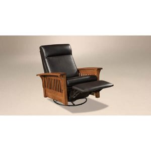 Hoosier GliderReclinerSwivel 2 AJs Furniture 1