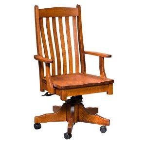 Liberty Desk Chair Artisan Chairs