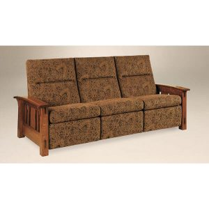 McCoyReclinerSofa in AJs Furniture