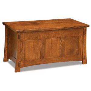 Modesto Cedar Chest AJW71438 A J Woodworking
