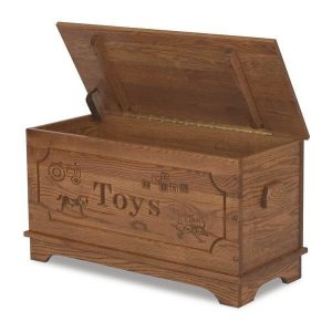 Toy Box AJW10TBC A J Woodworking