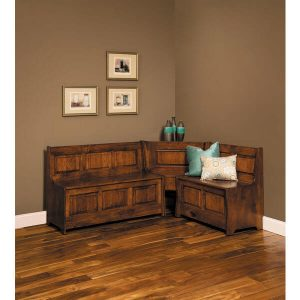 Traditional Nook Set AJW800TN 16 AJ Woodworking