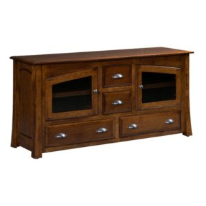 Carleton 60 TV Cabinet
