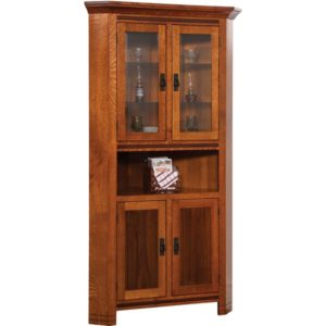 Homestead Corner Hutch