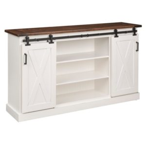 Ouray TV Cabinet Closed