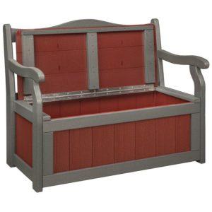 Garden Bench Storage GBS 1