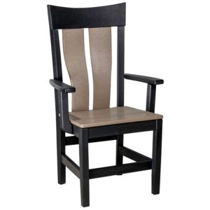 Patio Dining Arm Chair PDA51