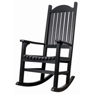Porch Rocker PR150 Black